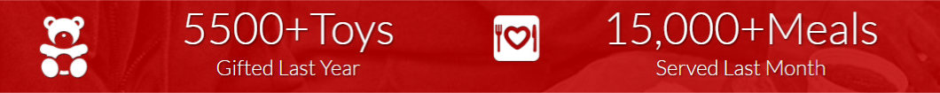 This is the Banner Ad for our Annual Gift Event